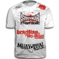 STRYKER BLOOD SPLAT MMA WALKOUT SHIRT