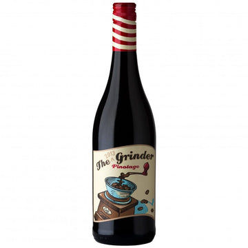 Grape Grinder, Pinotage 2016 - Sæsonvine