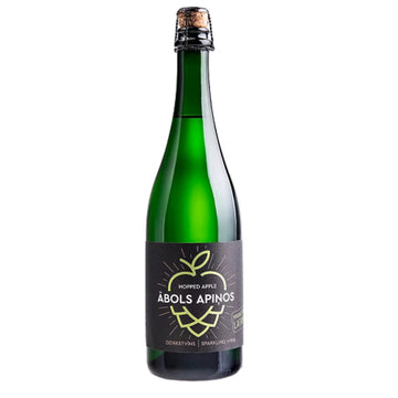 Abavas Hopped Apple Cider 75cl