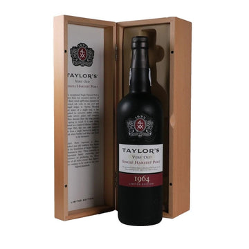 Taylor's Single Harvest Very Old Port 1964