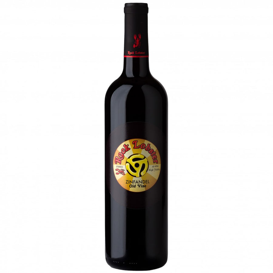Rock Lobster Vineyards Old Vine Zinfandel 2013