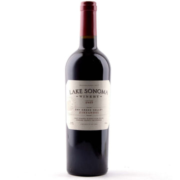 Lake Sonoma Winery, Dry Creek Valley Zinfandel 2017