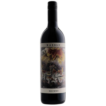 Rabble Red Blend, Paso Robles California 2018 - Sæsonvine