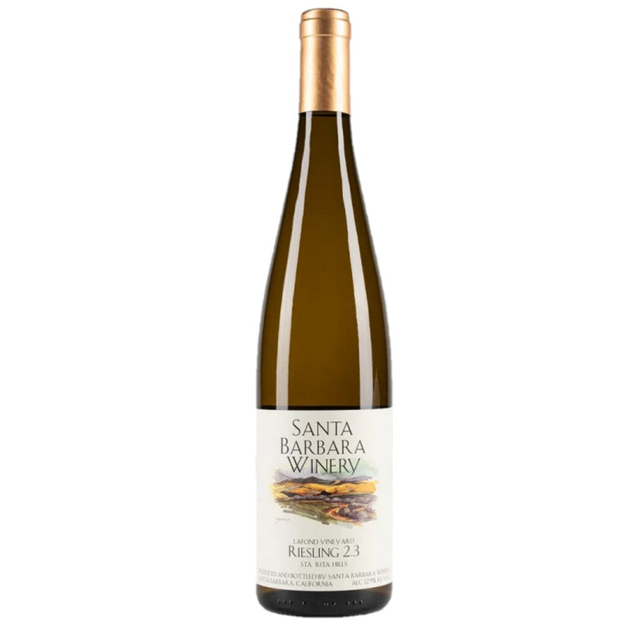 Santa Barbara Winery Riesling California