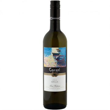 The Wine People, Canapi Grillo, Terre Siciliana IGT 2018 - Sæsonvine