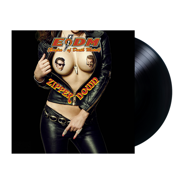 Zipper Down Vinyl