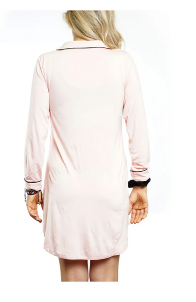 Wine Lover- Nightshirt