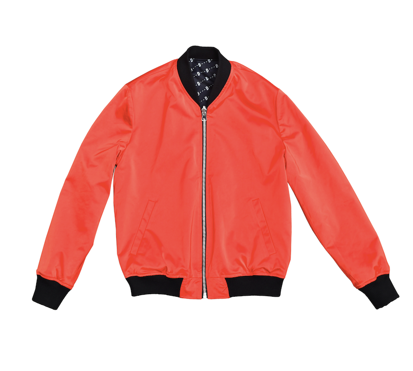 Bitcoin Reversible Bomber Jacket