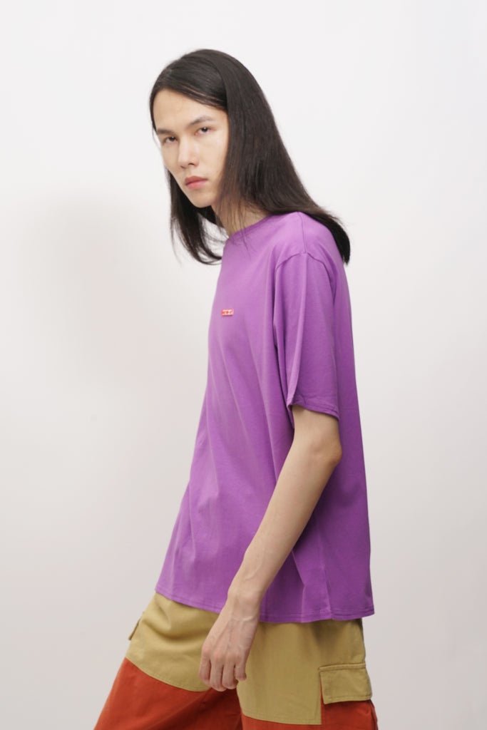 Space Purple T-shirt