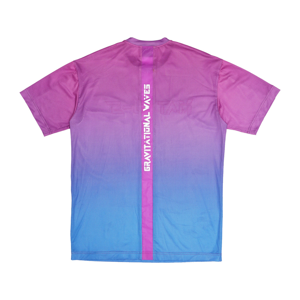Cyberpunk Gradient colors T-shirt