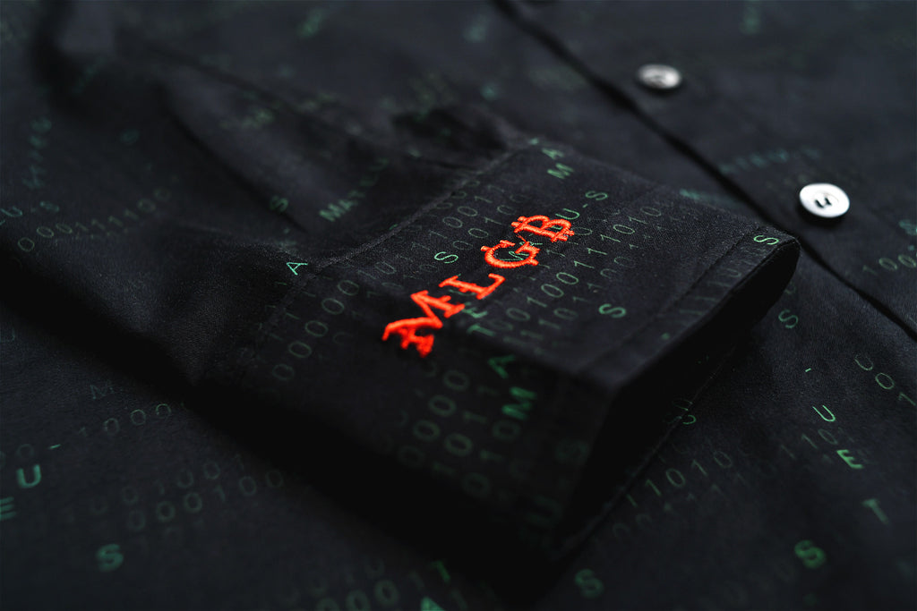Matrix Printed Shirt