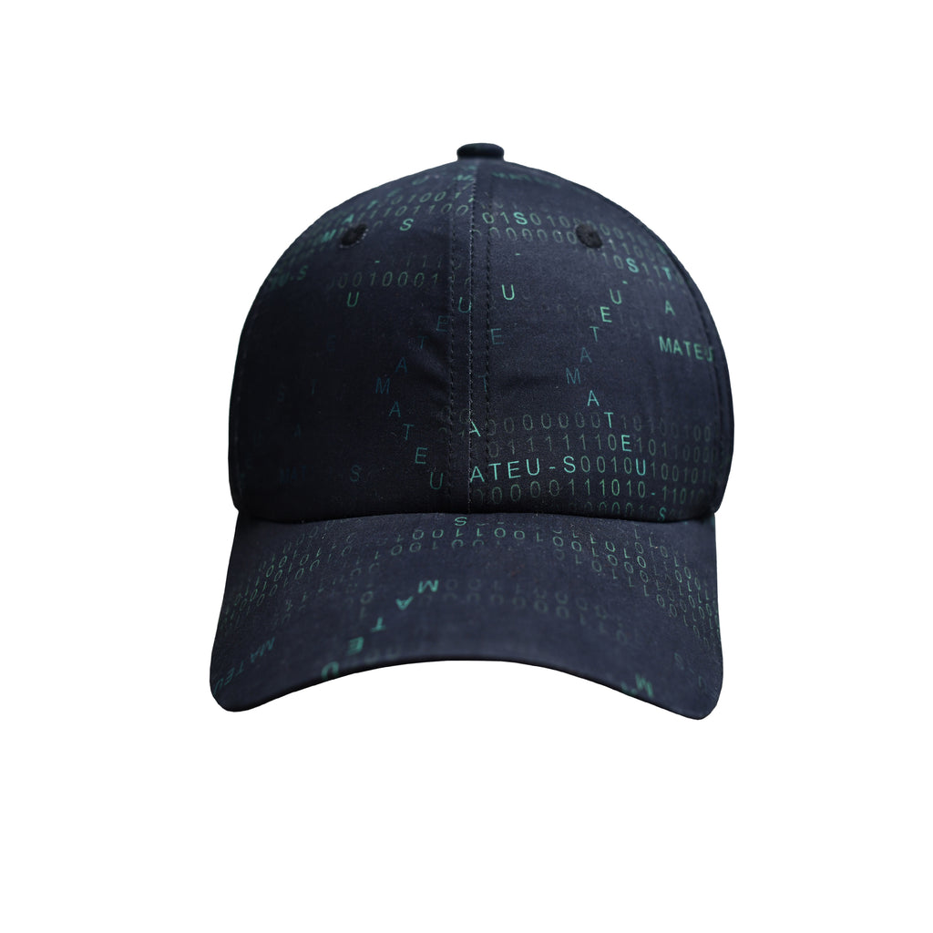 Matrix Printed Cap