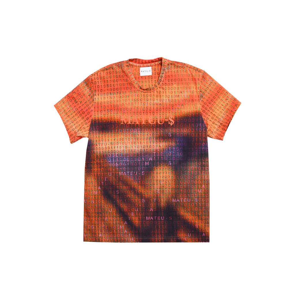 The Scream Printed T-Shirt