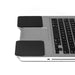 Grifiti Slim Palm Pads Re-positionable Wrist Rests on MacBooks Laptops and Notebooks - Grifiti