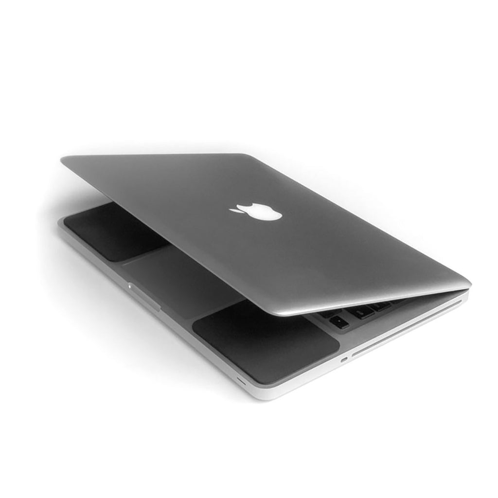 "Grifiti Large Slim Palm Pads 4"" x 3"" x 0.185"" Wrist Rests on MacBooks, Laptops and Notebooks - Grifiti"