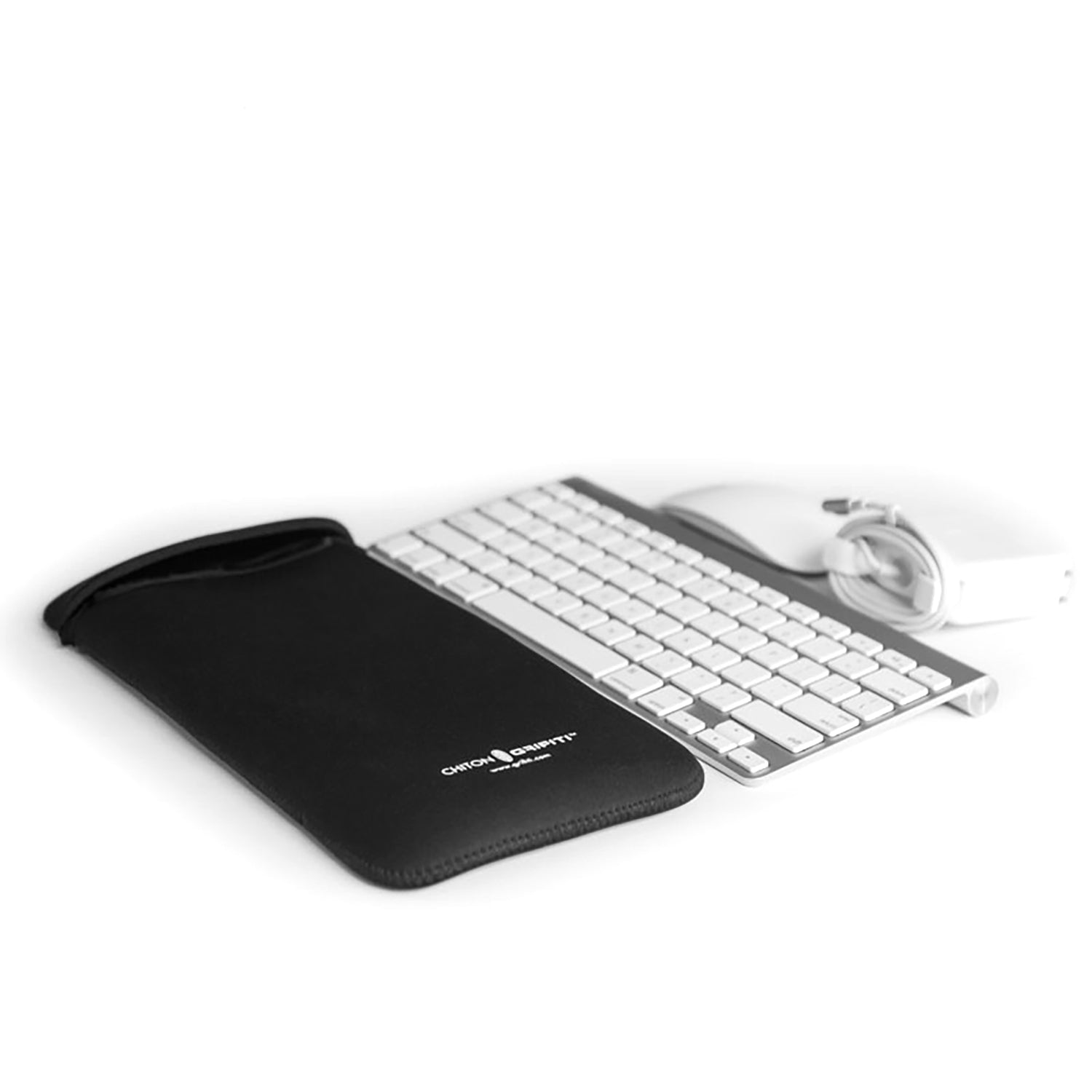 Grifiti Chiton Slim 12 Inch Keyboard Sleeve for Wireless Keyboards - Grifiti