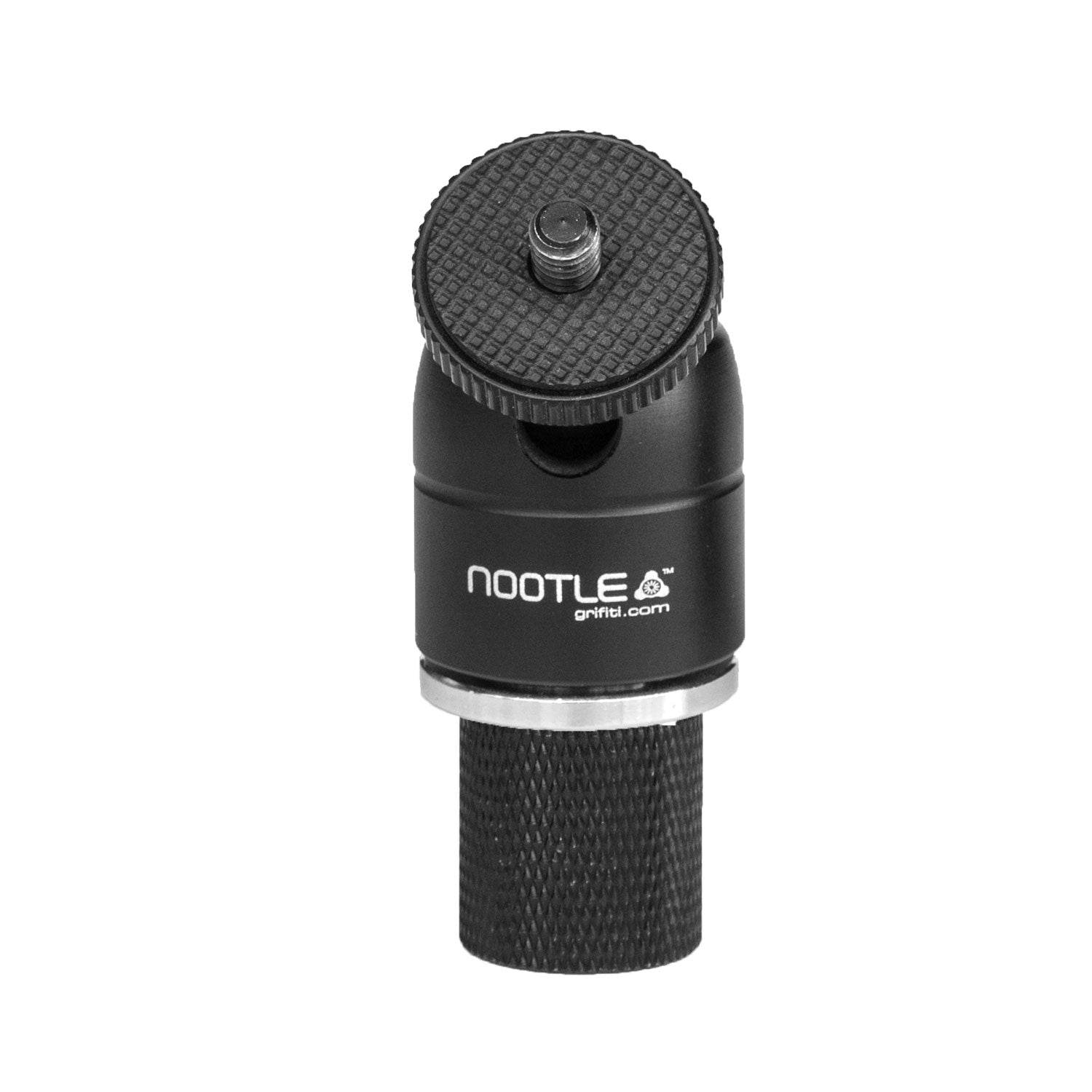 Grifiti Nootle Mic Music Stand Adapter and Mini Ball Head Camera Videos Mounts - Grifiti