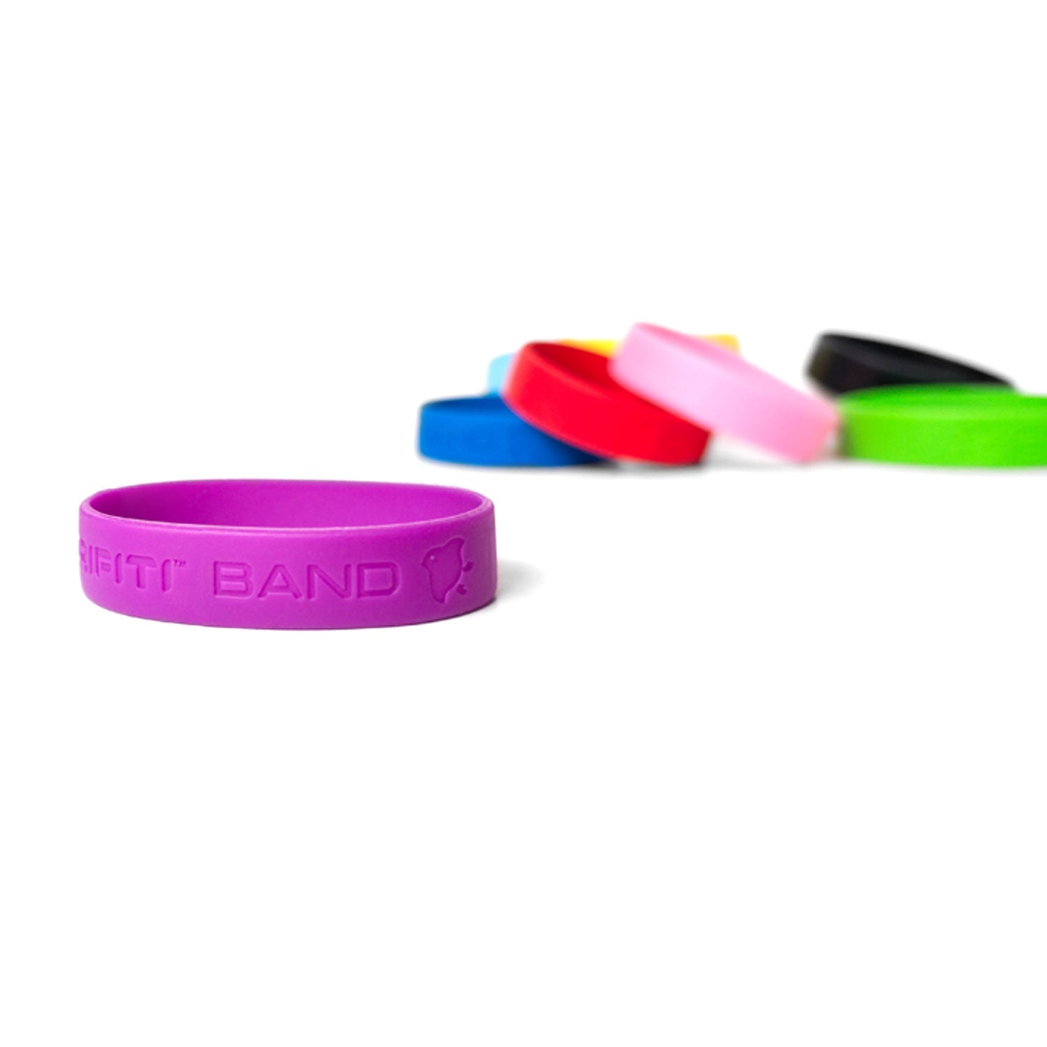 Grifiti Band Joes 4 x 0.625 inch Silicone Bands Wrist Box Cooking - Grifiti