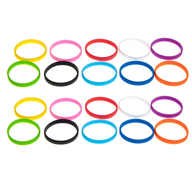 Grifiti Band Joes 3 x 0.25 Inch Silicone Bands Wrist Boxes Wraps Cards Wallets - Grifiti