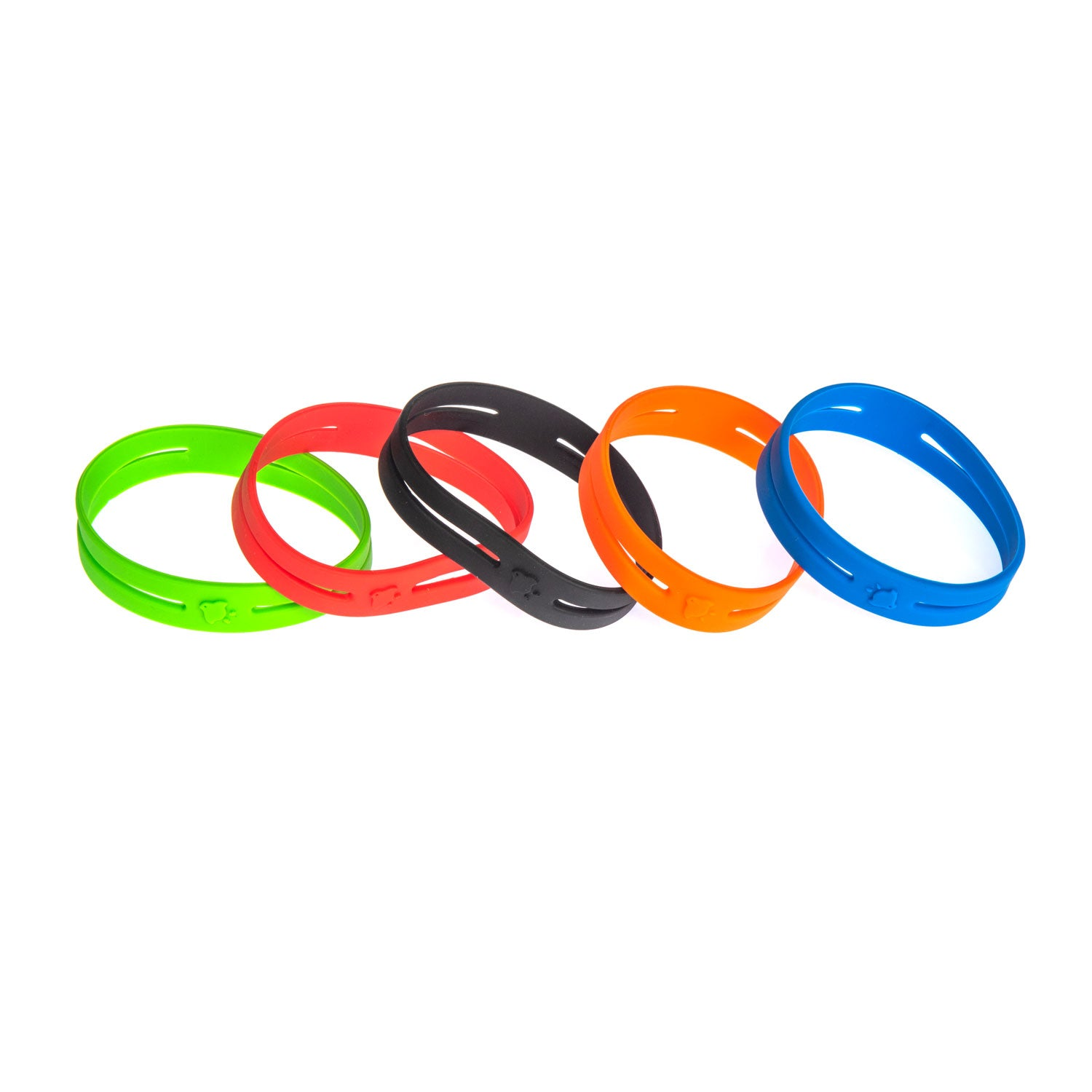 Grifiti Band Joes 4 inch Silicone Cross Bands H X Style Wrist Box Book Shirt Wrap - Grifiti