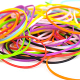 Grifiti Band Joes #18 Gauge Long Lasting Silicone Rubber Bands (100pk) - Grifiti