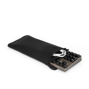 Grifiti Chiton Fat 14 Tenkeyless Mechanical Keyboard Sleeve with Pocket - Grifiti