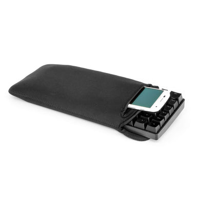 Grifiti Chiton Fat 12 Inch Mechanical Keyboard Sleeve with Pocket - Grifiti