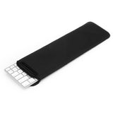 Grifiti Chiton Slim 17 Inch Keyboard Sleeve with Pocket for Apple Wired Keyboard and Similar
