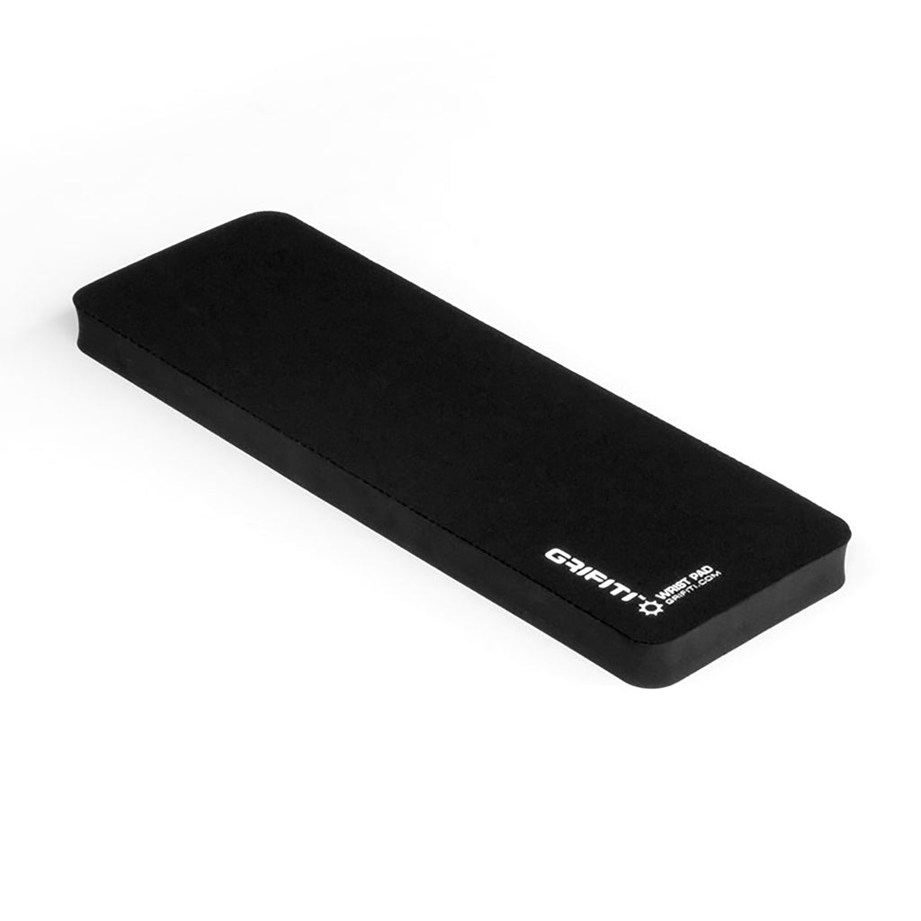 "Grifiti Fat Wrist Pad 12"" x 4"" x 0.75"" Wrist Rest For 12"" Tenkeyless Mechanical Keyboards - Grifiti"