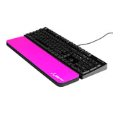 "Grifiti Fat Wrist Pad 17"" x 4"" x 0.75"" For 17 Inch Mechanical Keyboards - Grifiti"