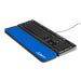Grifiti Fat Wrist Pad 17 For Tenkey Standard and Mechanical Keyboards - Grifiti