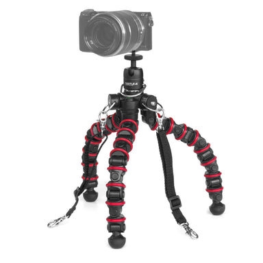 Grifiti Nootle Recon 9 Flexpod Flexible Camera Video Mount Travel Tripod - Grifiti