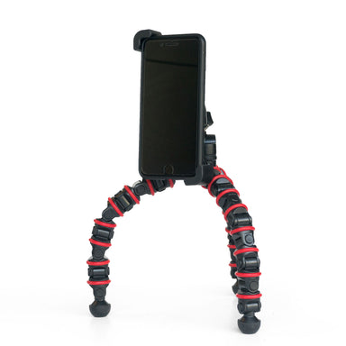 Grifiti Nootle Recon 9 Flexpod Flexible Camera Tripod and Universal Phone Mount - Grifiti