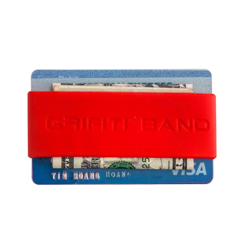 Grifiti Band Joes 3.25 x 1.25 Inch Silicone Bands Wallet Grip Box - Grifiti
