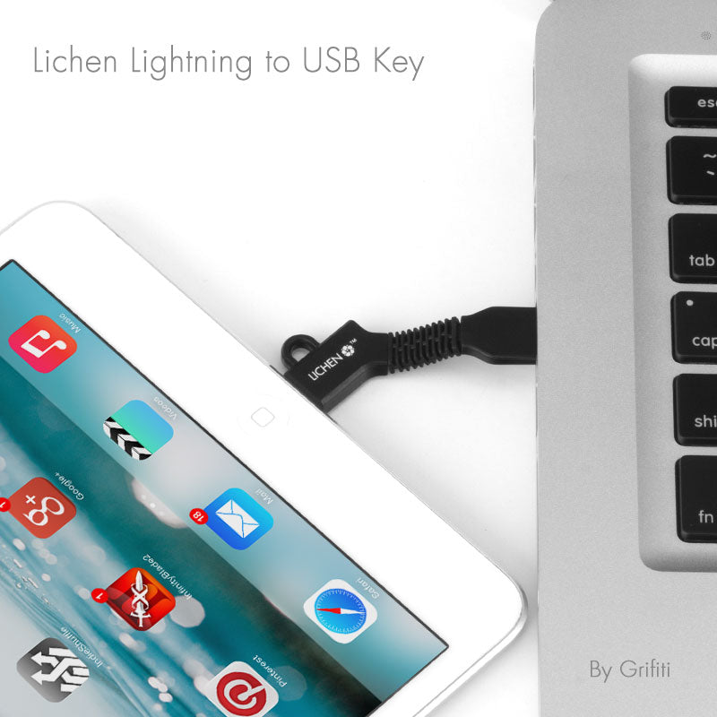 Lichen USB to Ligtning Charger - Grifiti