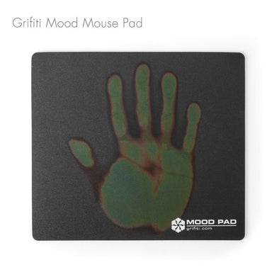Grifiti Mood Mouse Pad Heat Sensitive Color Changing Liquid Crystal Center - Grifiti
