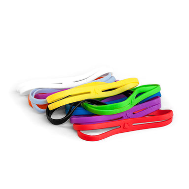 Grifiti Band Joes 6 Inch Silicone Cross Bands H X Style for Notebooks Boxes Cooking Wrapping - Grifiti