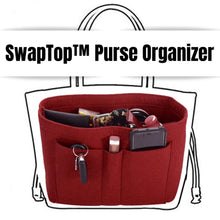 Load image into Gallery viewer, SwapTop™ Purse Organizer - StrollerSolutions