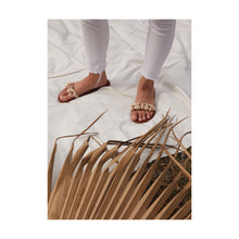 Load image into Gallery viewer, ISSA SLIDE SANDALS