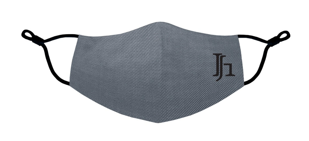 Grey JH Mask with Grommets