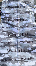 Load image into Gallery viewer, Watch Hill Black and White Camo Neck Gaiter/Buff
