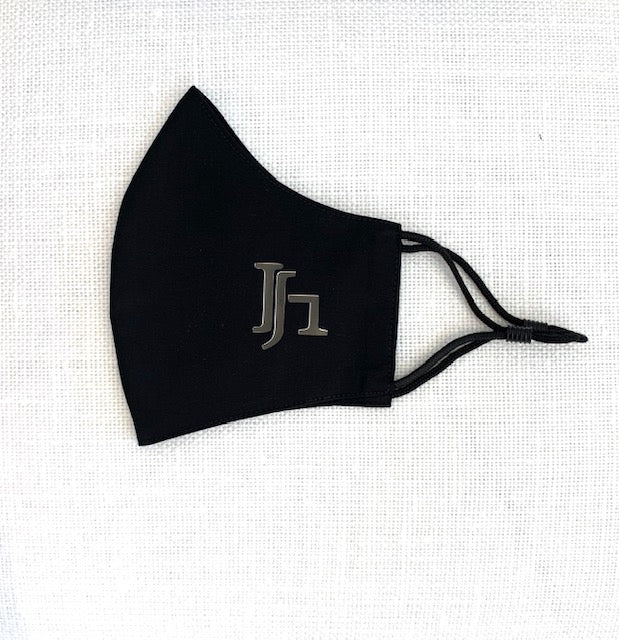 Black JH Mask with Grommets
