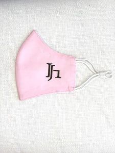 Pink JH Mask with Grommets