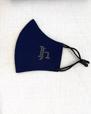 Navy JH Mask with Grommets