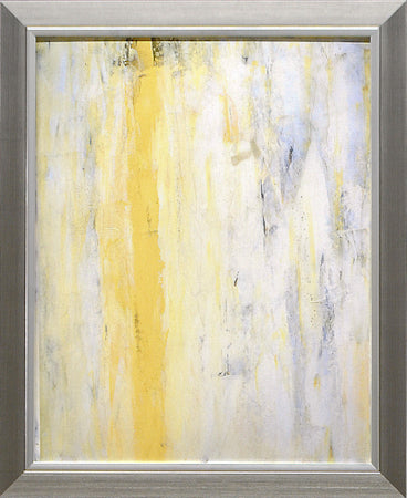 Yellow & Grey Abstract III