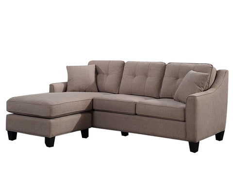 Winston Sofa with Reversible Chaise