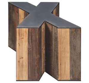"""X"" Side Table"