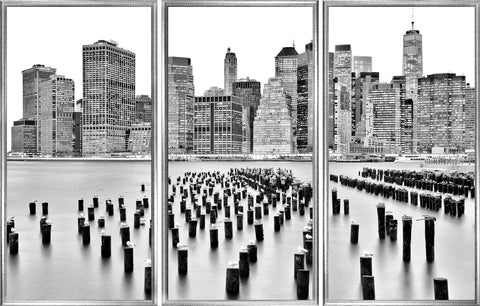 City Views Triptych