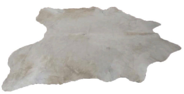 Champagne Cowhide