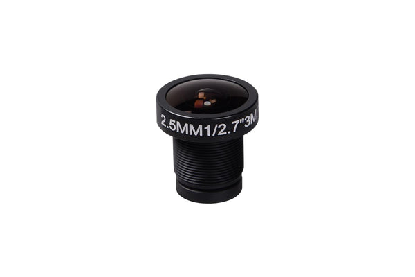 Foxeer 2.5mm M12 Lens for Full Size / Mini Camera